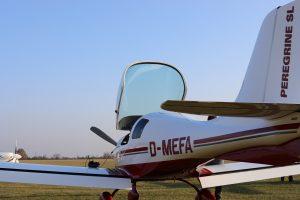 Ein Ultraleichtflugzeug chartern bei der Flugschule Fläming Air